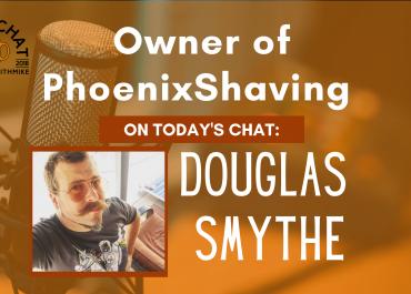 Douglas Smythe- Shaving Specialist