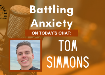 Tom Simmons- Men's Health and Vulnerability