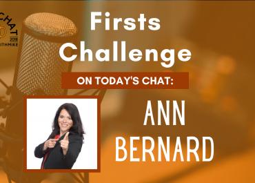 Ann Bernard- A First Time for Everything