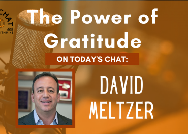 David Meltzer - The Power of Gratitude